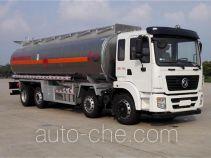 Dongfeng DFZ5310GYYSZ5DLS aluminium oil tank truck