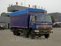 Dongfeng DFZ5318PXYVB3G1 soft top box van truck
