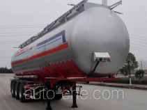 Dongfeng DFZ9401GRY flammable liquid tank trailer