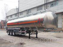 Dongfeng DFZ9405GYY aluminium oil tank trailer