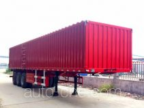 Luxi DHH9400XXY box body van trailer