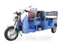 Dajiang DJ125ZK-5 auto rickshaw tricycle