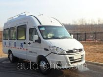 Liaoji Luhang DLH5040XJC inspection vehicle