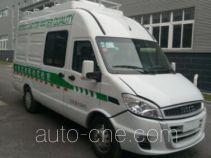 Liaoji Luhang DLH5040XJE monitoring vehicle