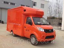 大力牌DLQ5020XSHJ4型售货车