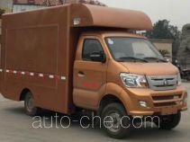 大力牌DLQ5030XSHL5型售货车