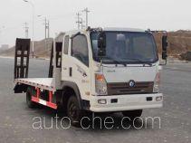 Dali DLQ5040TPBW4 flatbed truck