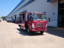 Dali DLQ5041TPBH4 flatbed truck