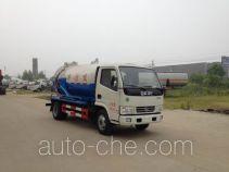 Dali DLQ5070GXWS4 sewage suction truck