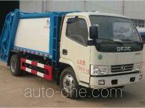 大力牌DLQ5070ZYS5型压缩式垃圾车
