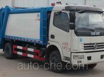 大力牌DLQ5080ZYS5型压缩式垃圾车