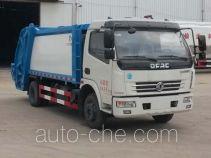 大力牌DLQ5080ZYSD4型压缩式垃圾车