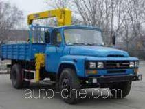 Dali DLQ5100JSQ truck mounted loader crane