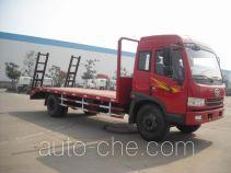 Dali DLQ5140TPBC flatbed truck