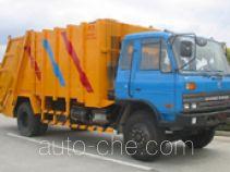 大力牌DLQ5140ZYS型压缩式垃圾车
