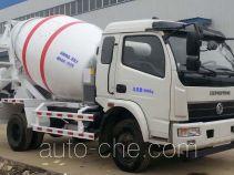 大力牌DLQ5150GJBG4型混凝土搅拌运输车