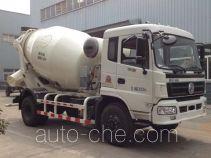 大力牌DLQ5160GJBL4型混凝土搅拌运输车