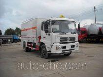 Dali DLQ5160GRY flammable liquid tank truck