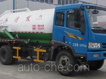 大力牌DLQ5160GXW4型吸污车