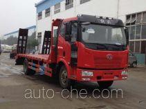 大力牌DLQ5160TPBM4型平板运输车