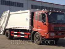 大力牌DLQ5160ZYSD4型压缩式垃圾车