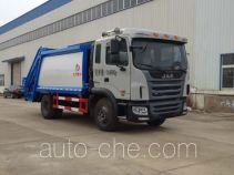 大力牌DLQ5160ZYSZY5型压缩式垃圾车