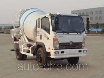 大力牌DLQ5161GJBL4型混凝土搅拌运输车