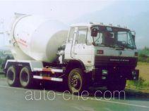 大力牌DLQ5240GJB型混凝土搅拌运输车