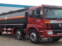 Dali DLQ5250GFWB5 corrosive substance transport tank truck