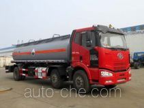 Dali DLQ5250GFWC4 corrosive substance transport tank truck