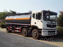 Dali DLQ5250GFWE4 corrosive substance transport tank truck