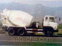 大力牌DLQ5250GJB型混凝土搅拌运输车