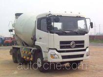 大力牌DLQ5250GJBA型混凝土搅拌运输车