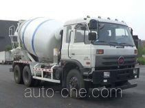 大力牌DLQ5250GJBA5型混凝土搅拌运输车