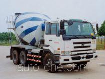 大力牌DLQ5250GJBW型混凝土搅拌运输车