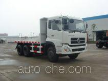 大力牌DLQ5250TPB3型平板运输车