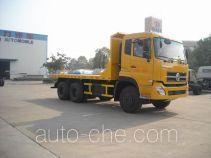 大力牌DLQ5251TPB3型平板运输车