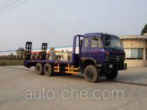 大力牌DLQ5250TPBD型平板运输车