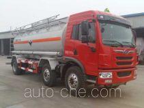 Dali DLQ5251GFWC4 corrosive substance transport tank truck