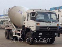 大力牌DLQ5253GJBL4型混凝土搅拌运输车