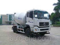 大力牌DLQ5256GJBG4型混凝土搅拌运输车