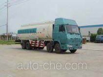 大力牌DLQ5310GFLS型粉粒物料运输车