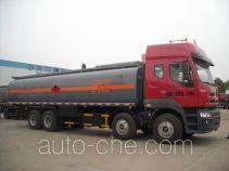 Dali DLQ5310GHYL3 chemical liquid tank truck