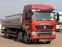 Dali DLQ5310TGYZ4 oilfield fluids tank truck