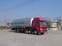 大力牌DLQ5311GFLZ3型粉粒物料运输车