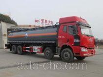 Dali DLQ5311GFWC4 corrosive substance transport tank truck