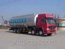 大力牌DLQ5312GFLZ型粉粒物料运输车