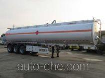Dali DLQ9400GYY aluminium oil tank trailer