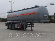 大力牌DLQ9403GFW型腐蚀性物品罐式运输半挂车