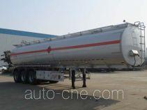 Dali DLQ9404GYY oil tank trailer